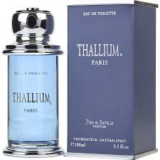halloween perfume gift set thallium eau de toilette fragrancenet com