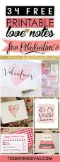 100 free printable love notes