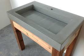 how to build a concrete sink diy concrete sink concrete sinks concrete trough sink diy concrete
