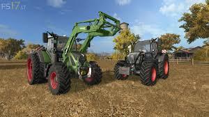first lamborghini tractor fendt u2013 fs17 mods