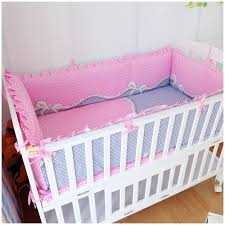 Bed Linen For Girls - discount 6 7pcs baby bedding set baby cot beds newborn bed linen
