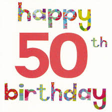 happy 50th birthday wishes free clip free clip