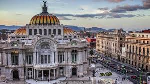 And City Travel In Mexico City Pleasantries Help Keep The City Afloat