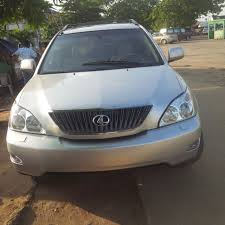 lexus rx 350 2008 pristine clean lexus rx 350 2008 model for 3 9m autos nigeria
