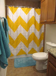 Shower Curtain Pattern Ideas How To Change The Décor Of Your Bathroom With A Simple Diy Shower