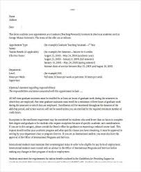 38 appointment letter template in doc free u0026 premium templates