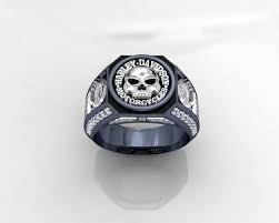 Harley Davidson Wedding Rings by 25 Best Harley Davidson Rings Ideas On Pinterest Harley