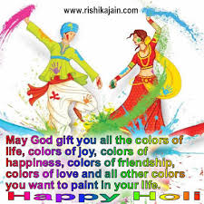 wish you and your family a very happy and joyous holi festivities