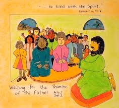 pentecost aunties bible lessons