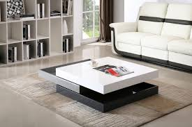 Black Modern Coffee Table Round Low Contemporary Coffee Tables Ethnic Low Contemporary