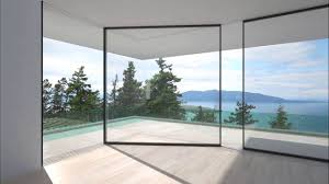 turnable corner window system by vitrocsa window architecture turnable corner window system by vitrocsa the innovative window system panels independently slide around corners