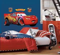 roommates rmk1518gm disney pixar cars lightning mcqueen peel giant lightning mcqueen wall decal from cars view larger