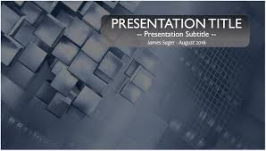 abstract technology powerpoint template 10072 free powerpoint