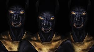 Anubis Halloween Costume Gods Egypt Inspired Makeup Tutorial Anubis