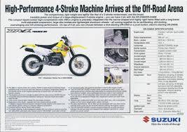 dr drz dave u0027s bike brochures
