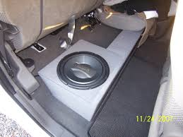 nissan titan sub box rear seat lift done page 2 nissan frontier forum