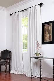light blocking curtains ikea curtains light blocking signature off white blackout velvet pole