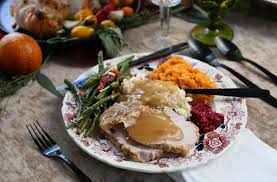 thanksgiving dinner menu for 6 kate shungu