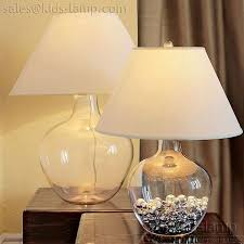 cheap clear fillable kids table lamps kids lamp com