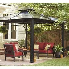 patio furniture ideas photo gallery of gazebo furniture ideas viewing 12 of 25 photos
