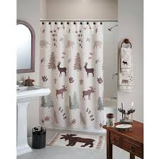 Lodge Style Bathroom Lodge Window Treatments Staggering Sliding Glass Door Window