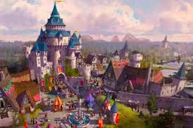 uk disneyland style theme park costing 3 5billion due to open in