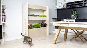 Click And Grow Refills Put A Tiny Garden In Your House With Wall Farm Treehugger