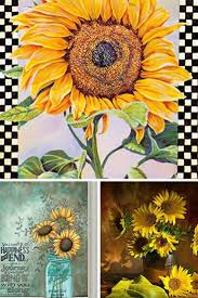 the 25 best sunflower home decor ideas on pinterest spring