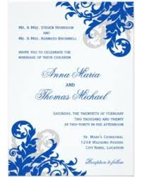 wedding invitations royal blue luxury wedding invitation design royal blue wedding invitation