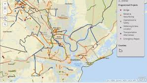 sc highway map scdot launches interactive map of road projects wcbd news 2