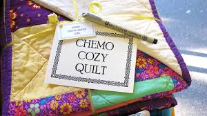 chemo cozy quilts youtube