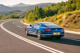 bentley news road u0026 track 2019 bentley continental gt cruises out of crewe automobile magazine