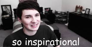 Dan Howell Memes - animated gif about gif in dan and phil duh by juliana bird