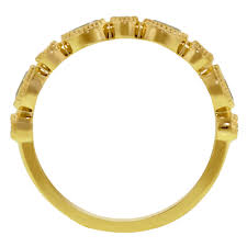 Timeless Designs Timeless Designs Wedding Band In 14kt Yellow Gold 3 8ct Tw