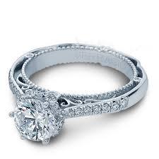fine engagement rings images Verragio vintage white gold diamond engagement ring designer jpg