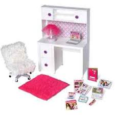 american doll table and chairs my life desk and chair doll 18 room set barbie american