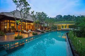 mandapa three bedroom pool villa in bali mandapa a ritz carlton