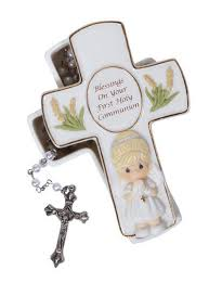 1st communion gifts precious moments