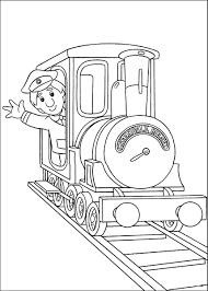 postman pan coloring pages