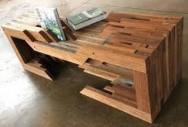 Diy Reclaimed Wood Desk Reclaimed Wood Desk Home Desk Ideas
