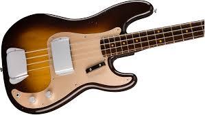 limited edition journeyman relic u002757 p bass rw neck limited