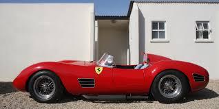 first ferrari race car 20 front engined ferraris