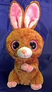 hopson ty beanie boo rabbit boo heart tag 6