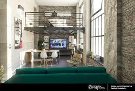 industrial loft free 3d models loft apartments industrial loft by claudio
