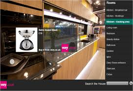 digital examples shop the celebrity big brother house