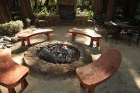 Firepit Benches Pit Benches Foter
