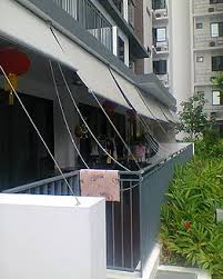 Motorized Outdoor Blinds Outdoor Blinds In Singapore