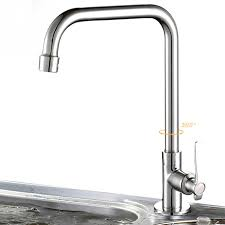 types of kitchen faucets popular single handle wall mount kitchen faucet buy cheap single