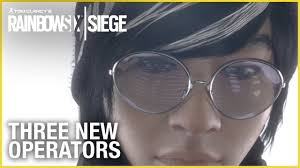 R6 Siege Operation White Noise Ela And Twitch Rainbow Six Siege Operation White Noise Operators Trailer