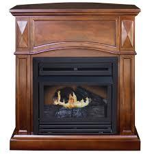 Free Standing Gas Fireplace by Kozyworld Belmont Compact Freestanding Gas Fireplace Walmart Com